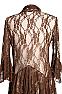Lace Layered Jacket