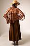 Elegant Western Style Lace Shawl (10 days to Ship) #SH1021-17 Limited Edition