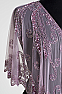 Romantic Beaded Cape CAP10617 - More colors available
