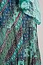 Aqua Sexy Skirt Outfit