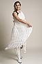 Elegant Western Wedding Wear Outfit #01118 Side Show