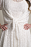 Western Wedding Wear Lace Outfit 13 - Ann N Eve Exclusive Womens Western Wear Design
