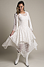 Western Wedding Wear Lace Outfit 18 - Ann N Eve Exclusive Womens Western Wear Design