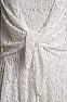 Western Wedding Wear Tie Front Lace Bolero Coverup 3 - Ann N Eve Exclusive Womens Western Wear