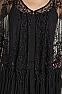 Elegant Long Beaded Formal Western Wear Cape with Fringe