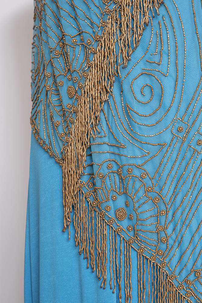 Exquisite Beaded Poncho wrap shawl #10220BD ( 3 days to ship)