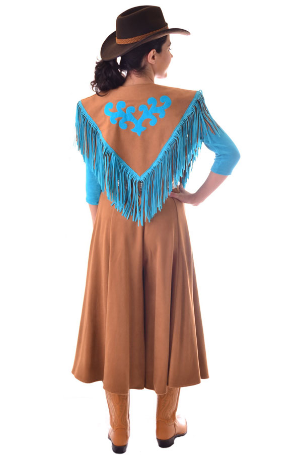 Chestnut Color Gaucho