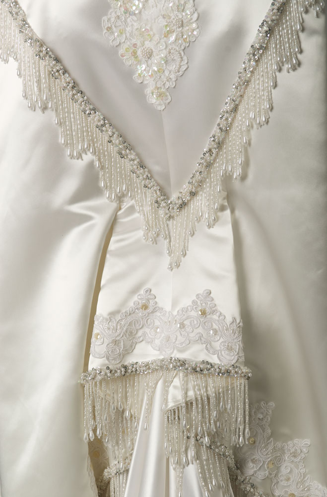 Fairy Tale Western Wedding Outfit