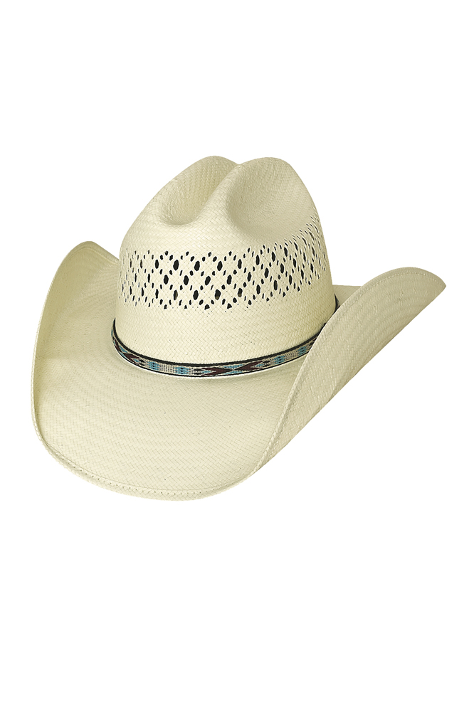 Shapeable Straw Modern Cowboy Hat (7 days to ship) - Ann N Eve ... e031cbfbd6b2