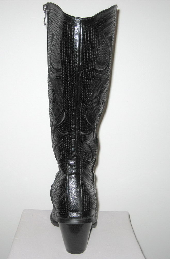 Western Sequined Boot (7 days to ship)