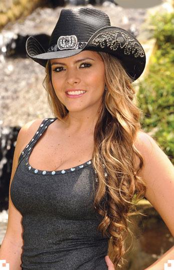 0d6f346069567 Womens Straw Cowboy Hat Cowgirl Fantasy (7 days to ship) - Ann N Eve ...