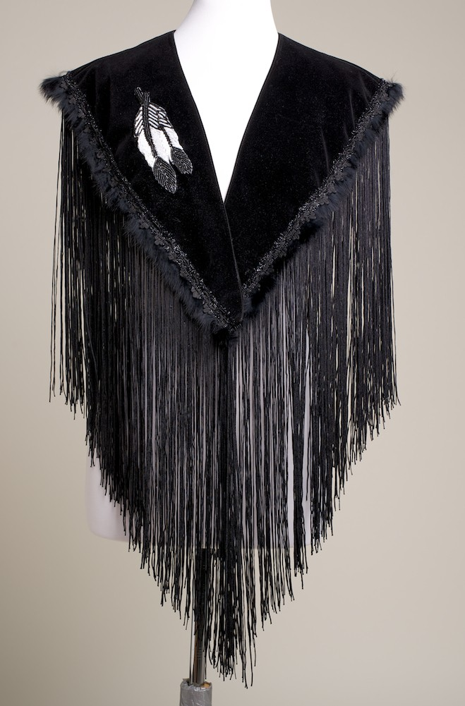 Exquisite Southwestern Sun Dancer Beaded Shawl. (10 days to ship). #SHAP1006-17 Limited Edition