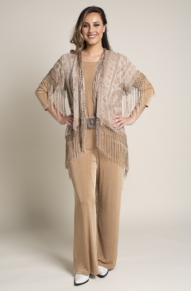 Formal Western Wear Four Piece Outfit. (2 weeks to ship). #Outfit 1120