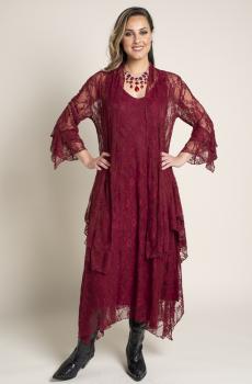 Romantic Layered Formal Western Wear Lace Jacket (2 weeks to ship) JKLC 112818
