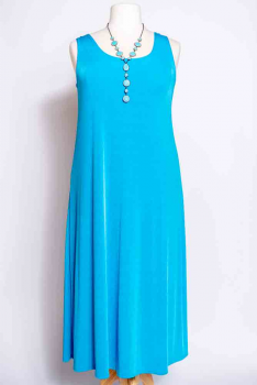 Sexy Scoop Neck long Dress #10920D ( 7 day to ship)