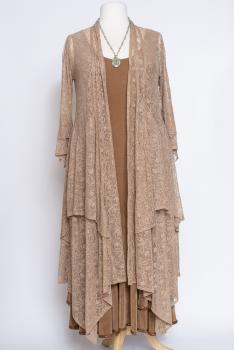 Exquisite Mocha Color Outfit #101820
