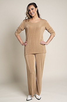 Western Top in Champagne Color. (2 weeks to ship). #TP 1120